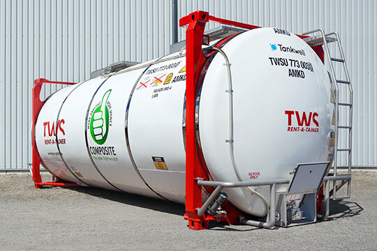 Composite Tankcontainer